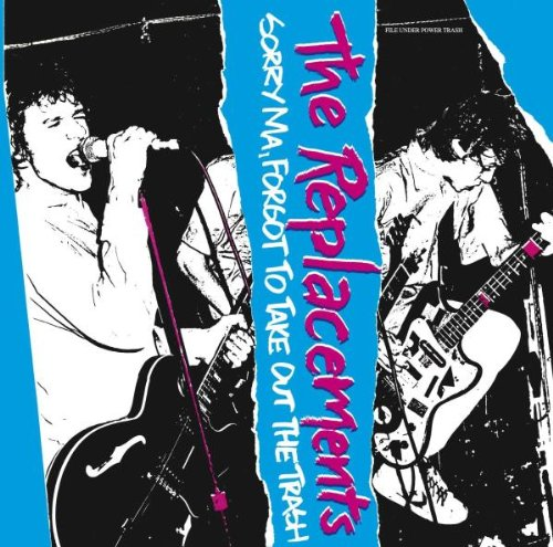 The Replacements Johnny's Gonna Die cover art