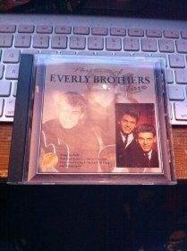 The Everly Brothers Ebony Eyes cover art