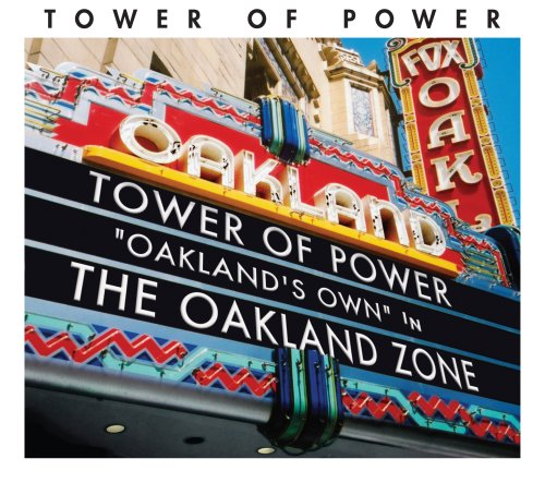 Tower Of Power This Type Of Funk cover art