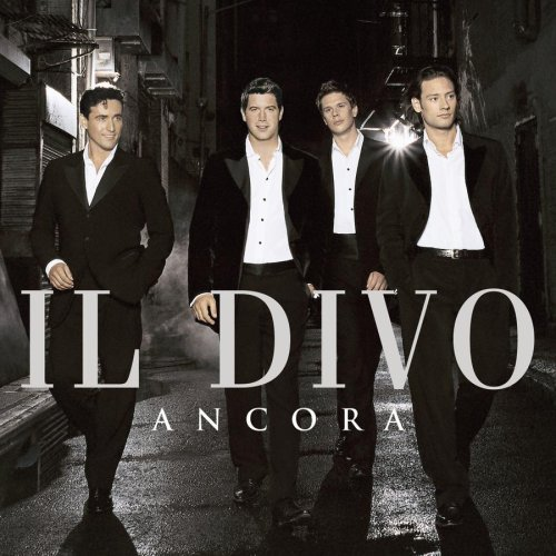 Il Divo Unchained Melody cover art