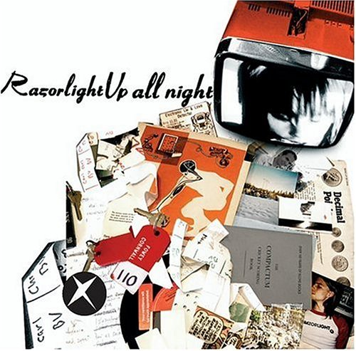 Razorlight Somewhere Else cover art