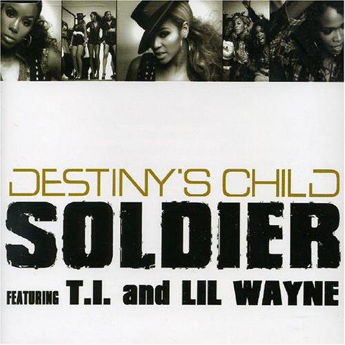 Destiny's Child Soldier cover art