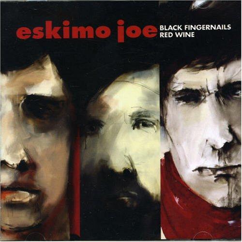 Eskimo Joe Black Fingernails, Red Wine cover art