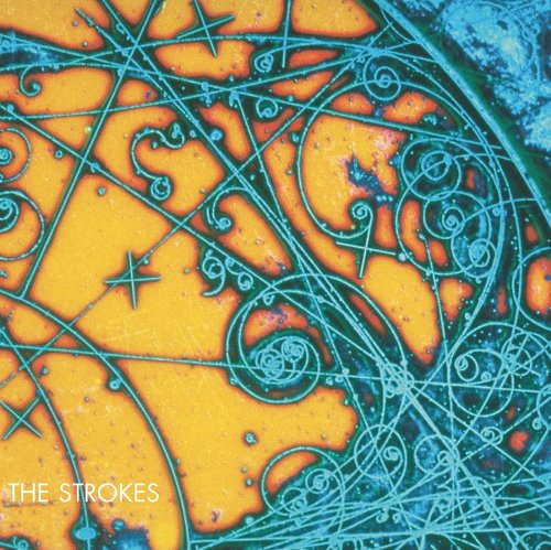 The Strokes Last Nite cover art