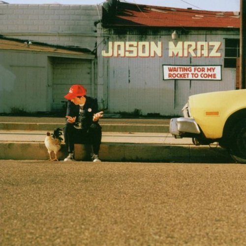 Jason Mraz The Boy's Gone cover art