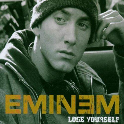 Eminem Lose Yourself cover art