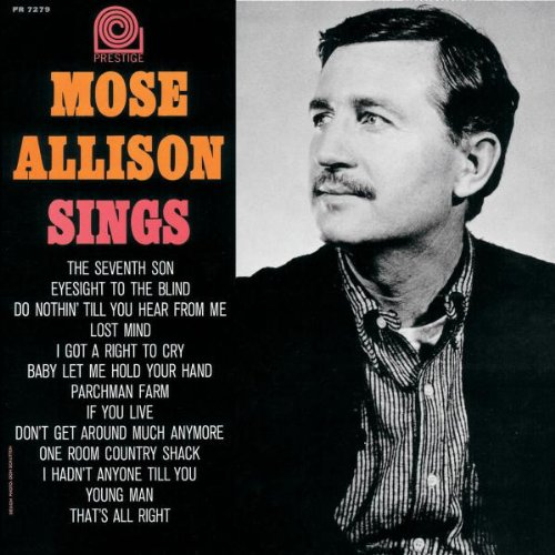 Mose Allison Do Nothin' Till You Hear From Me (Concerto For Cootie) cover art