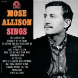 Mose Allison That's All Right cover art