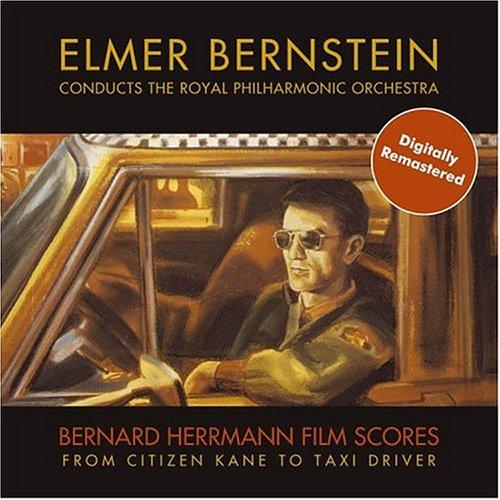 Bernard Herrmann Psycho (Prelude) cover art
