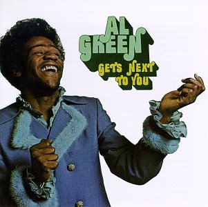 Al Green I Can't Get Next To You cover art