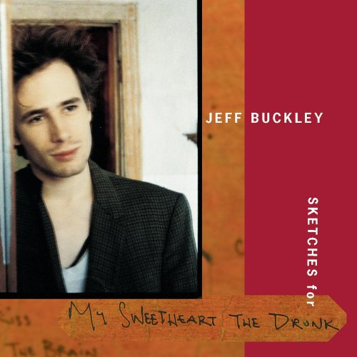 Jeff Buckley Morning Theft cover art