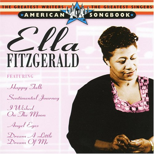 Ella Fitzgerald Cow-Cow Boogie cover art