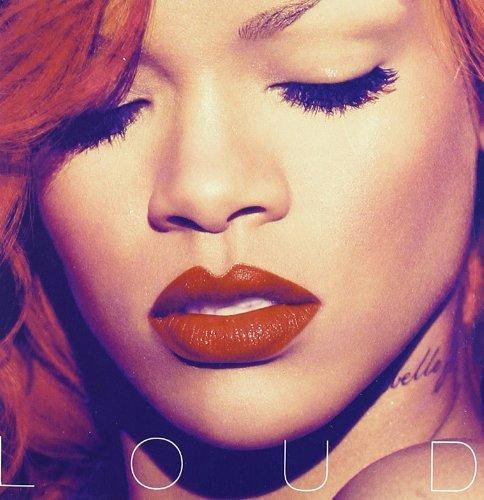 Rihanna Raining Men cover art
