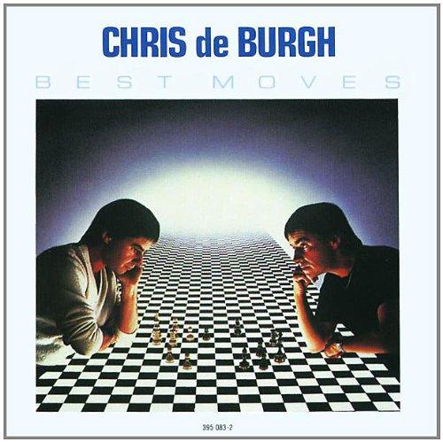 Chris de Burgh Crusader cover art