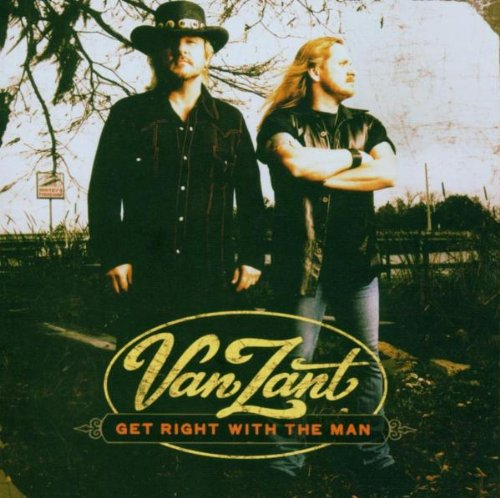 Van Zant Nobody Gonna Tell Me What To Do cover art