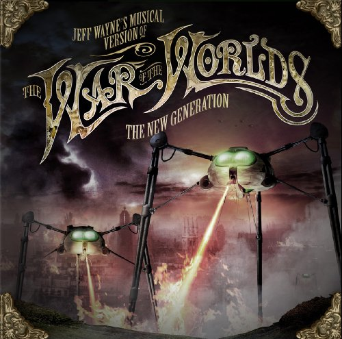Jeff Wayne The Red Weed (Part 2) (from War Of The Worlds) cover art