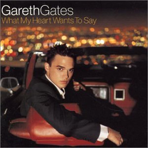 Gareth Gates (I've Got No) Self Control cover art