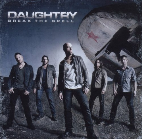 Daughtry Crawling Back To You cover art