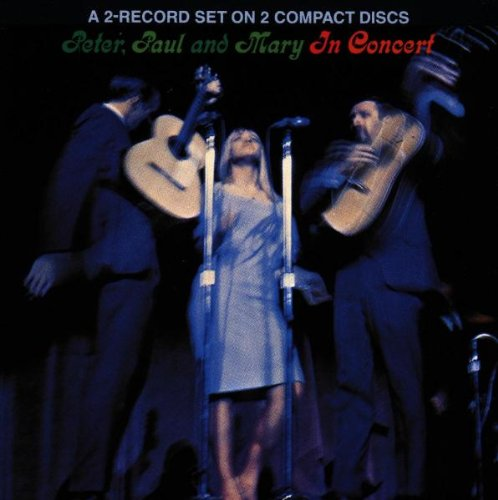 Peter, Paul & Mary Blue cover art