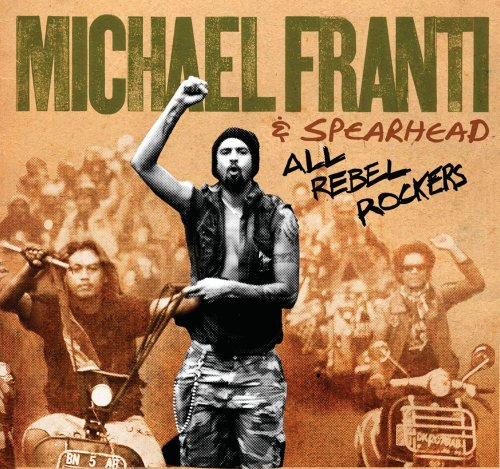 Michael Franti & Spearhead Say Hey (I Love You) cover art