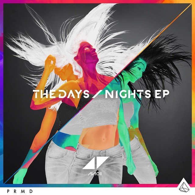 Avicii The Nights cover art