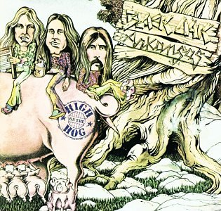 Black Oak Arkansas Jim Dandy cover art
