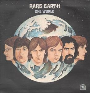 Rare Earth I Just Want To Celebrate cover art
