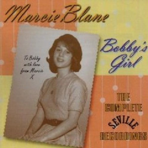 Marcie Blane Bobby's Girl cover art