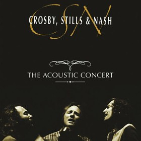 Crosby, Stills & Nash Deja Vu cover art