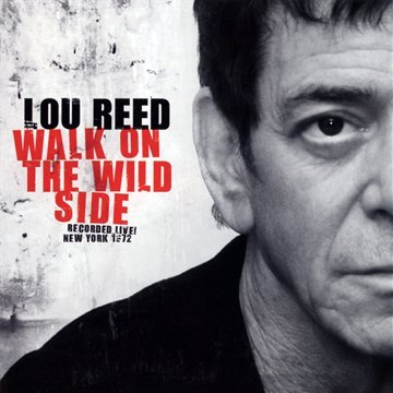 Lou Reed Power And Glory cover art