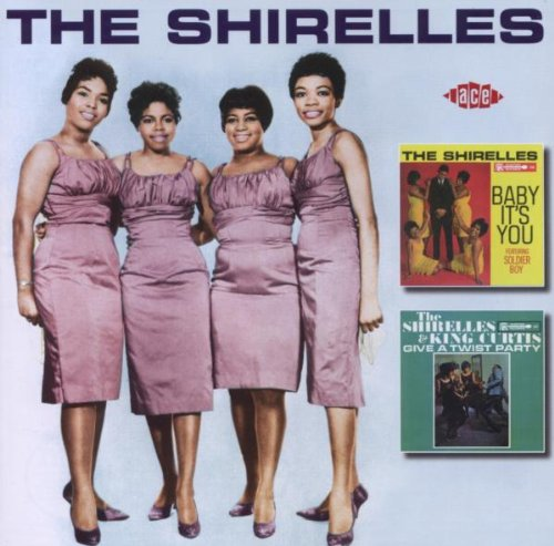 The Shirelles Baby, It's You cover art