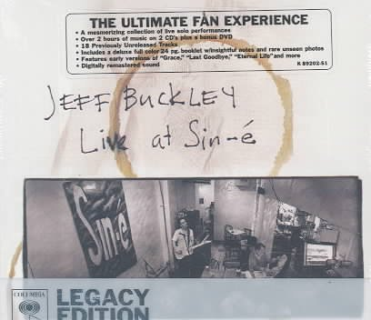 Jeff Buckley The Way Young Lovers Do cover art