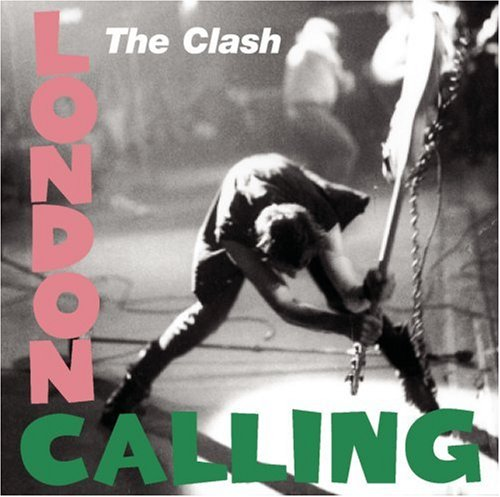 The Clash Jimmy Jazz cover art
