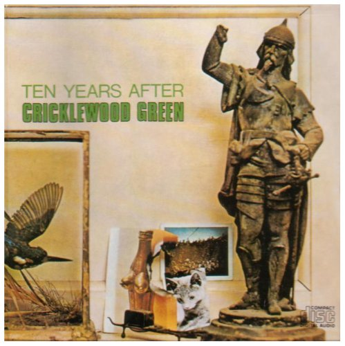 Ten Years After Love Like A Man cover art