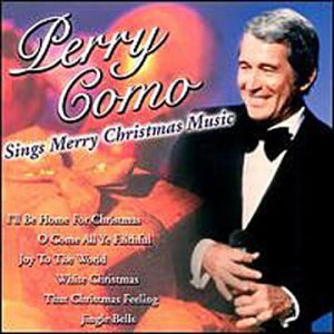 Perry Como C-H-R-I-S-T-M-A-S cover art