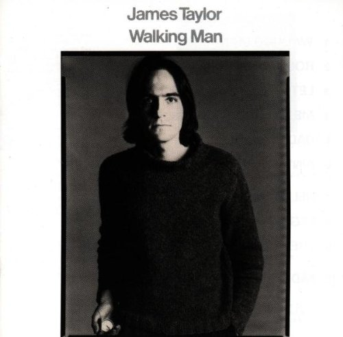 James Taylor Let It All Fall Down cover art