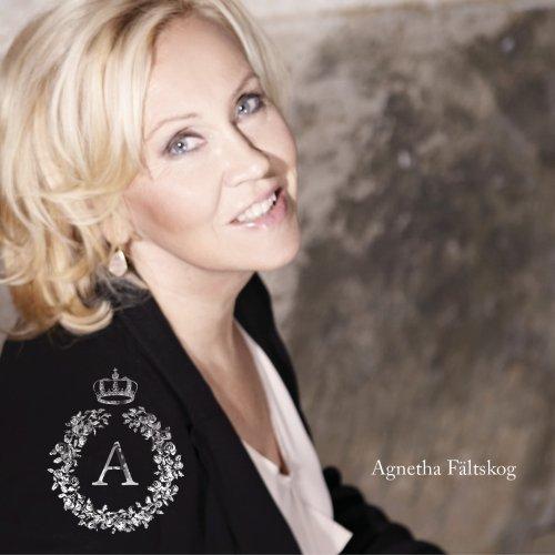 Agnetha Faltskog When You Really Loved Someone cover art