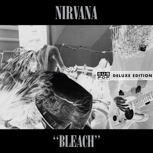 Nirvana Big Cheese cover art