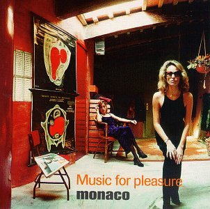 Monaco What Do You Want From Me? cover art