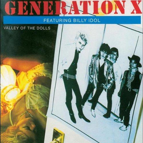 Generation X King Rocker cover art