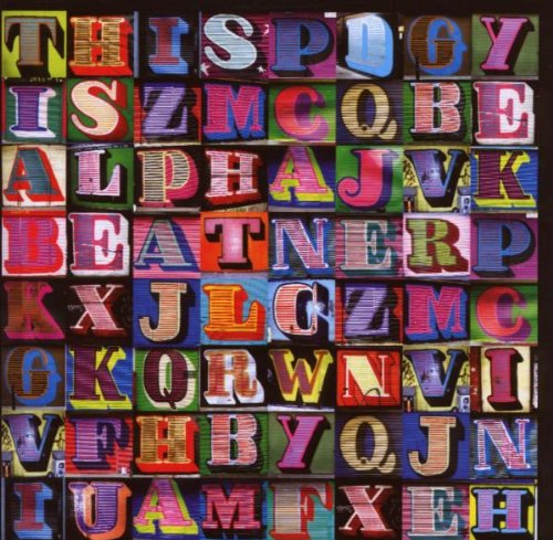Alphabeat 10,000 Nights Of Thunder cover art