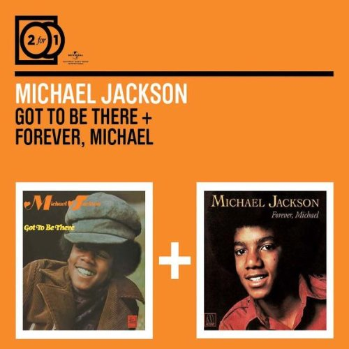 Michael Jackson Got To Be There cover art