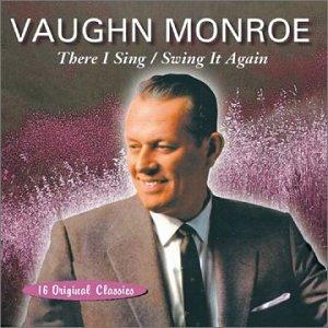 Vaughn Monroe Ballerina cover art