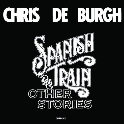Chris de Burgh A Spaceman Came Travelling cover art