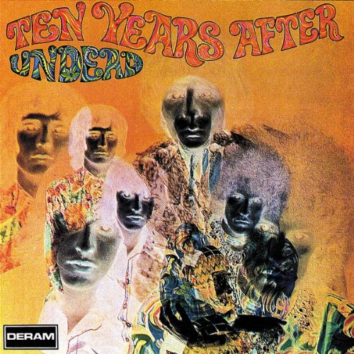 Ten Years After I'm Going Home cover art
