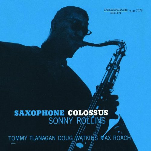 Sonny Rollins St. Thomas cover art
