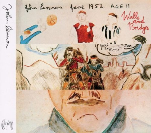 John Lennon #9 Dream cover art