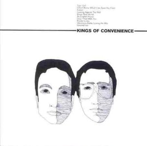 Kings Of Convenience Toxic Girl cover art