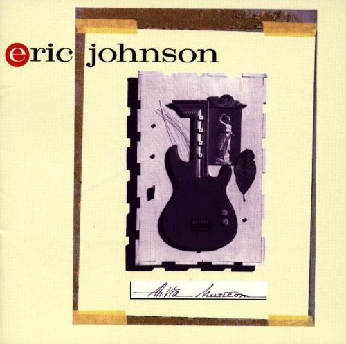 Eric Johnson Righteous cover art