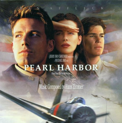 Hans Zimmer ... And Then I Kissed Him (from Pearl Harbor) cover art